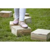 Millhouse Outdoor Stepping Blocks - Set of 4
