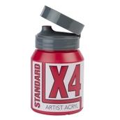 X4 Standard Acryl - 500ml - Primary Magenta