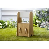 Under 3's Outdoor Petrol Pump from Hope Education