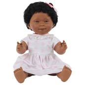 Doll with Downs Syndrome - Black Girl