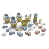 Tiny Bioplastic Sand & Water Set