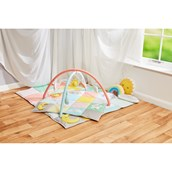 Rainbow Baby Gym from Hope Education