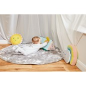 Rainbow Tummy Time Wedge from Hope Education