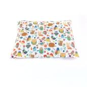 Hedgerow Friends Wipe Clean 1 Large Beanbag Cushion