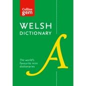 Collins Welsh Gem Dictionary