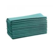 C/Fold Hand Towel Green 1ply