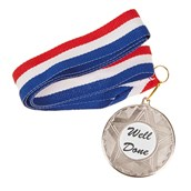 Medal - Well Done