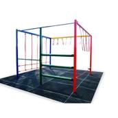 Cube Maze Trim Trail - Multi