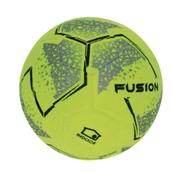 Precision Fusion Indoor Football - Yellow/Black - Size 4