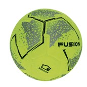 Precision Fusion Indoor Football  - Yellow/Black - Size 5