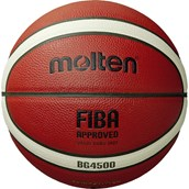Molten BG4500 Basketball - Tan - Size 6