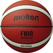 Molten BG3800 Basketball - Tan - Size 7