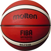 Molten BG2010 Basketball - Tan - Size 5