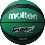 Molten BGR Basketball - Green/Black - Size 5