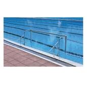 Fixed -End Water Polo Goal - Aluminium