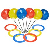 Circus Plate and Ring Set - Assorted