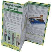 Mental Health First Aid Leaflet