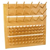 Wall Mounted Wooden Drying Rack