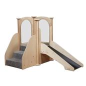 Step n Slide Kinder Gym