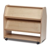 Millhouse Mobile Double Sided Book Display
