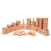 1-10 Natural Number Stackers
