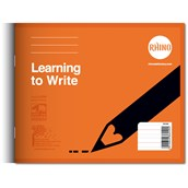 """8x6.5"""" Learn to Write Book 32 Page - Pack of 25"""