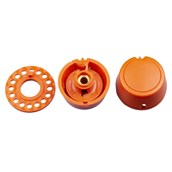 Unilab Spacesaver Spare Part: Orange Voltage Knob