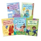 Hope Parent Packs – Pink Banded Readers