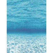 Fadeless® Extra Wide Ocean Design Display Paper Roll - 1218mm x 3.6m