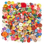 Classmates Craft Buttons