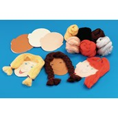 Hair Crafting Variety Kit - Assorted - Pack of 6