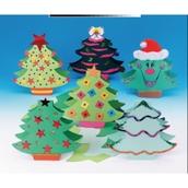 Jumbo Tree Cards - Pack of 30