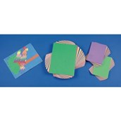 Super Value Construction Paper 228 x 305mm - Pack of 200