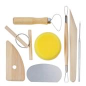 Classmates Pottery Tool Kit