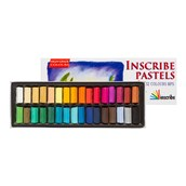 Inscribe Soft Pastels - Half Size - Pack of 32