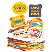 Fancy Paper Weaving - Pack of 40