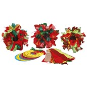 Tactile Wreaths - Pack of 30
