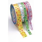 Spring Ribbon Spools - Pack of 6
