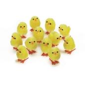 Classmates Mini Fluffy Chicks - Pack of 12