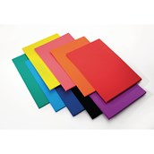Vivid Card Assorted 280 micron - 225 x 320mm - Pack of 108