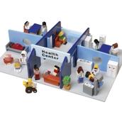 Sri Toys Wooden Health Centre Play Set
