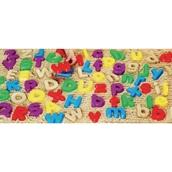 Alphabet Sand Moulds - Pack of 52