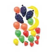 Plastic Fruit Pack - 20 Pieces