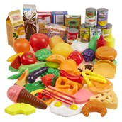 Grocery Set - Pack of 60