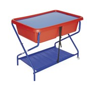 Rockface Table - Red