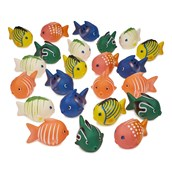 Squeezy Fish Water Squirters - Pack of 24