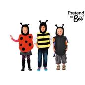 Mini Beasts Costume - Pack of 3