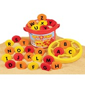 Alphabet Shells - Pack of 26