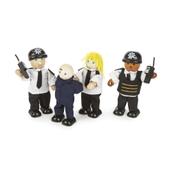 Tidlo Police Officers and Prisoner