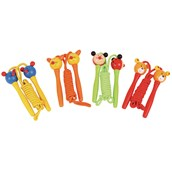 Animals Skipping Rope - Pack of 4